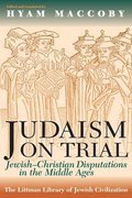 Cover for Judaism on Trial