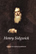 Cover for Henry Sidgwick