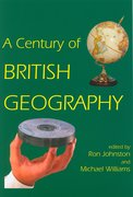 Cover for A Century of British Geography