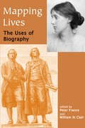 Cover for Mapping Lives