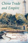 Cover for China Trade and Empire