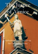 Cover for The Justice of Venice