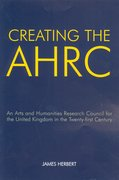 Cover for Creating the AHRC