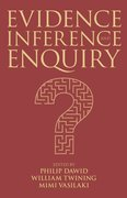 Cover for Evidence, Inference and Enquiry