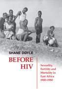 Cover for Before HIV