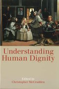 Cover for Understanding Human Dignity