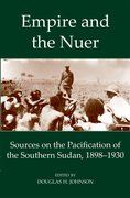 Cover for Empire and the Nuer