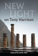 Cover for New Light on Tony Harrison