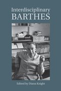 Cover for Interdisciplinary Barthes