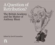 Cover for A Question of Retribution?