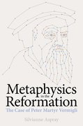 Cover for Metaphysics in the Reformation