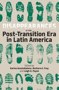 Cover for Disappearances in the Post-Transition Era in Latin America