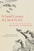 Cover for A Sand County Almanac