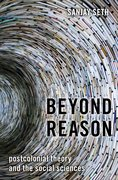 Cover for Beyond Reason