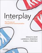 Cover for Adler: Interplay