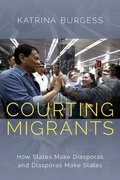 Cover for Courting Migrants