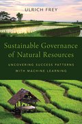 Cover for Sustainable Governance of Natural Resources