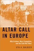 Cover for Altar Call in Europe