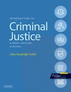 Cover for Introduction to Criminal Justice
