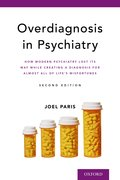 Cover for Overdiagnosis in Psychiatry