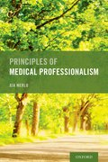 Cover for Principles of Medical Professionalism