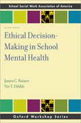 Cover for Ethical Decision-Making in School Mental Health - 9780197506820