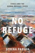 Cover for No Refuge - 9780197507995