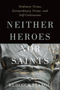 Cover for Neither Heroes nor Saints