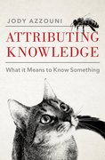 Cover for Attributing Knowledge