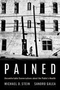 Cover for Pained