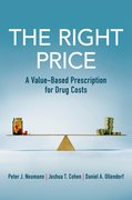 Cover for The Right Price
