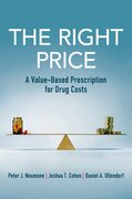 Cover for The Right Price - 9780197512883