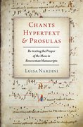 Cover for Chants, Hypertext, and Prosulas