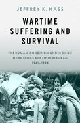 Cover for Wartime Suffering and Survival