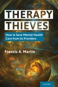 Cover for Therapy Thieves