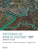 Cover for Patterns of World History, Volume Two: From 1400