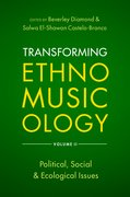 Cover for Transforming Ethnomusicology Volume II