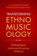 Cover for Transforming Ethnomusicology Volume I