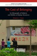 Cover for The Cost of Belonging