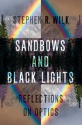 Cover for Sandbows and Black Lights - 9780197518571