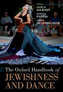 Cover for The Oxford Handbook of Jewishness and Dance