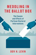 Cover for Meddling in the Ballot Box