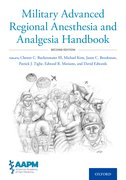 Cover for Military Advanced Regional Anesthesia and Analgesia Handbook