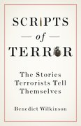Cover for Scripts of Terror