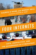 Cover for Four Internets