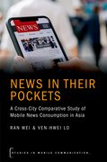 Cover for News in their Pockets - 9780197523735