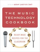 Cover for The Music Technology Cookbook