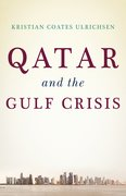 Cover for Qatar and the Gulf Crisis