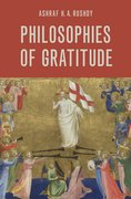 Cover for Philosophies of Gratitude