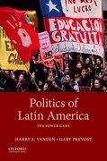 Cover for Politics of Latin America